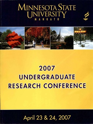 2007 Undergraduate Research Conference