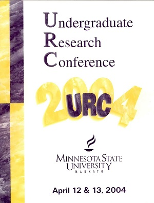 2004 Undergraduate Research Conference