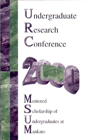 2000 Undergraduate Research Conference
