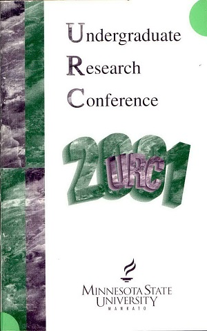 2001 Undergraduate Research Conference