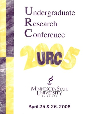 2005 Undergraduate Research Conference