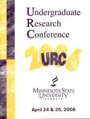 2006 Undergraduate Research Conference