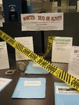 Wanted: Dead or Alive! Fugitive Documents