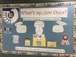 What's Up, Gov Docs? by State University of New York at Delhi