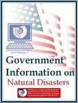 Gov't Information on Natural Disasters by St. Mary's University, Texas
