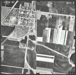BDD-02 by Mark Hurd Aerial Surveys, Inc. Minneapolis, Minnesota