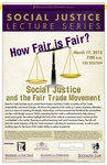 How Fair is Fair? Social Justice and the Fair Trade Movement