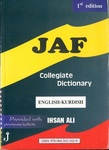Collegiate Jaf English-Kurdish Dictionary