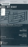 Awake My Heart: SATB Chorus and Piano