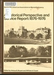 A Historical Perspective and Service Report: Region VIII, American Association on Mental Deficiency