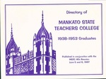Directory of Mankato State Teachers College 1938-1953 Graduates