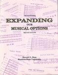 Expanding Our Musical Options