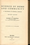 Science of Home and Community: A Textbook in General Science