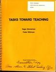 Tasks Toward Teaching